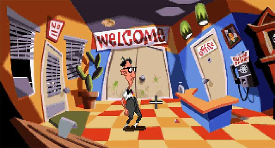 Day of the Tentacle Remastered VS Original